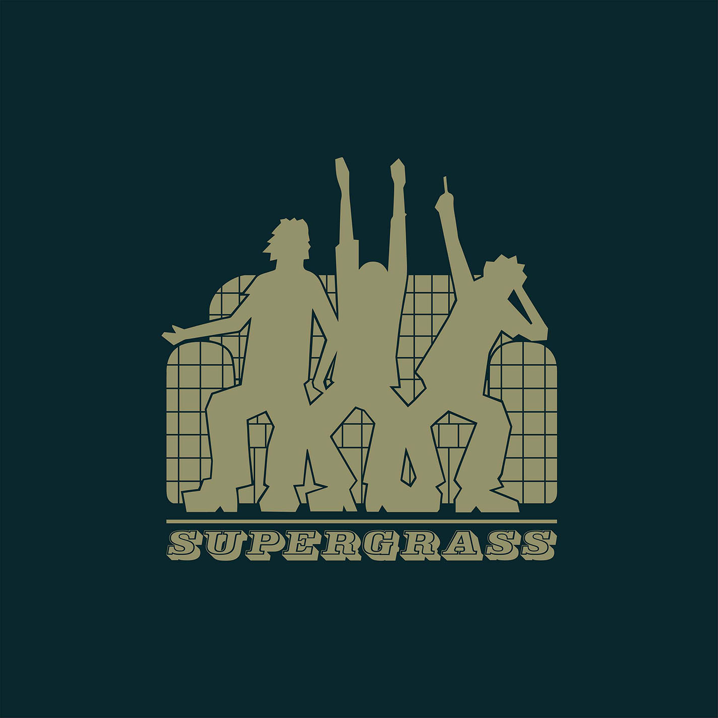 Supergrass - Sofa (Of My Lethargy)/I Believe In Love