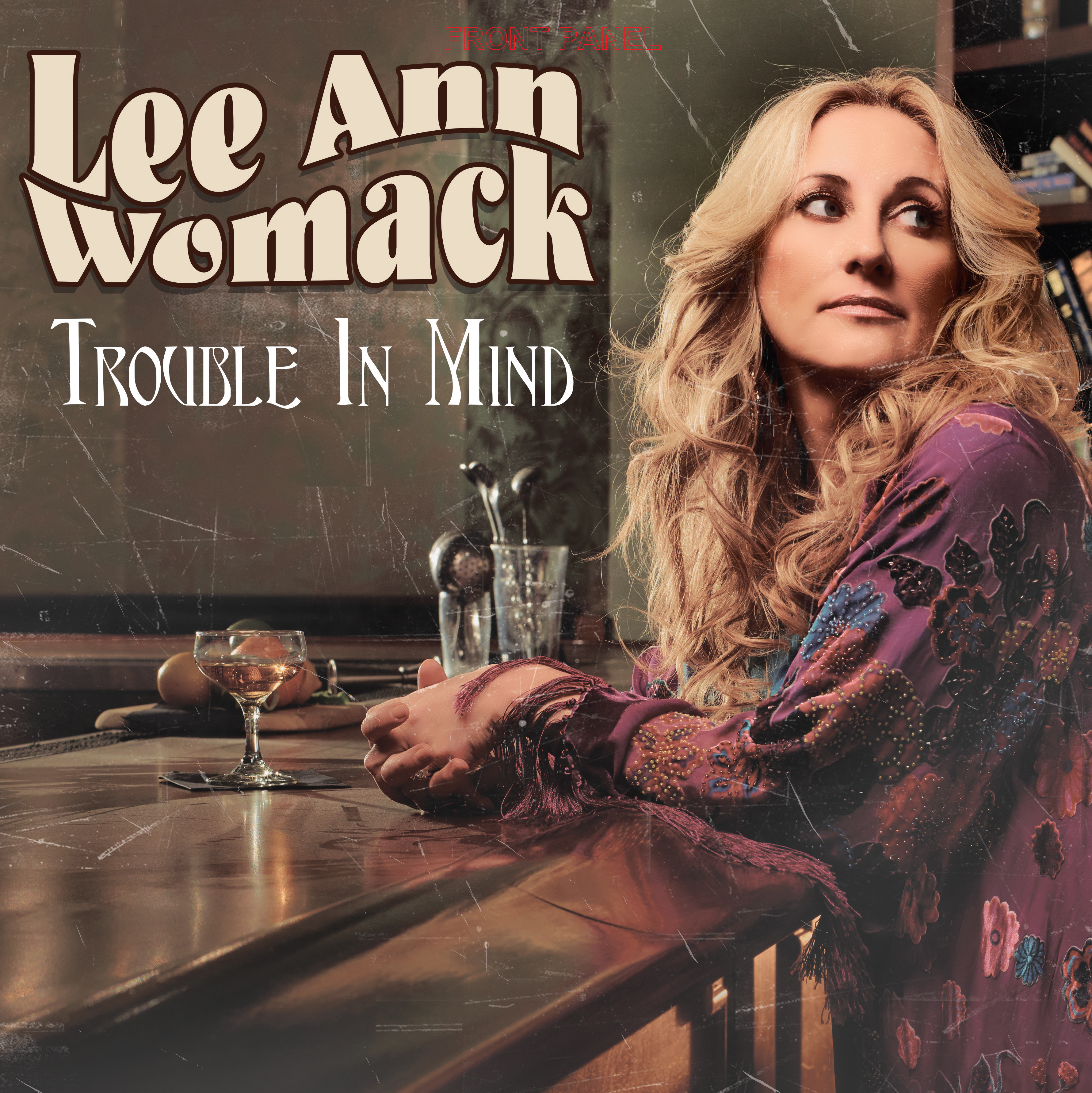 Lee Ann Womack - Trouble in Mind