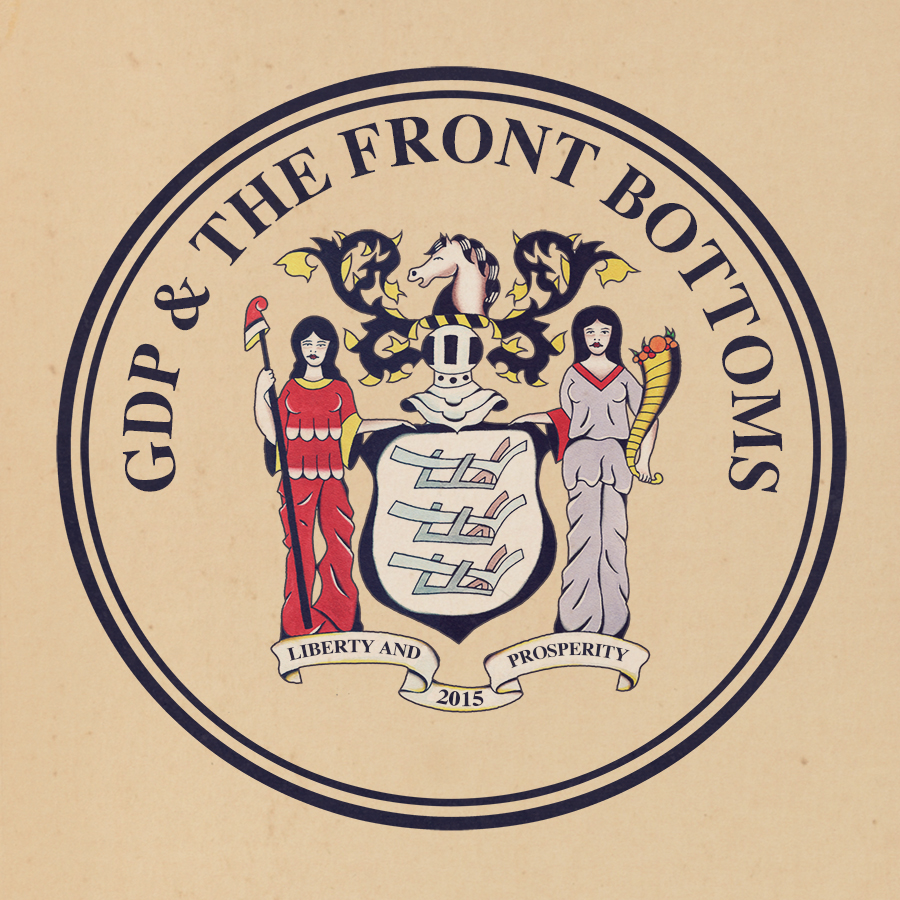 - The Front Bottoms/GDP split single