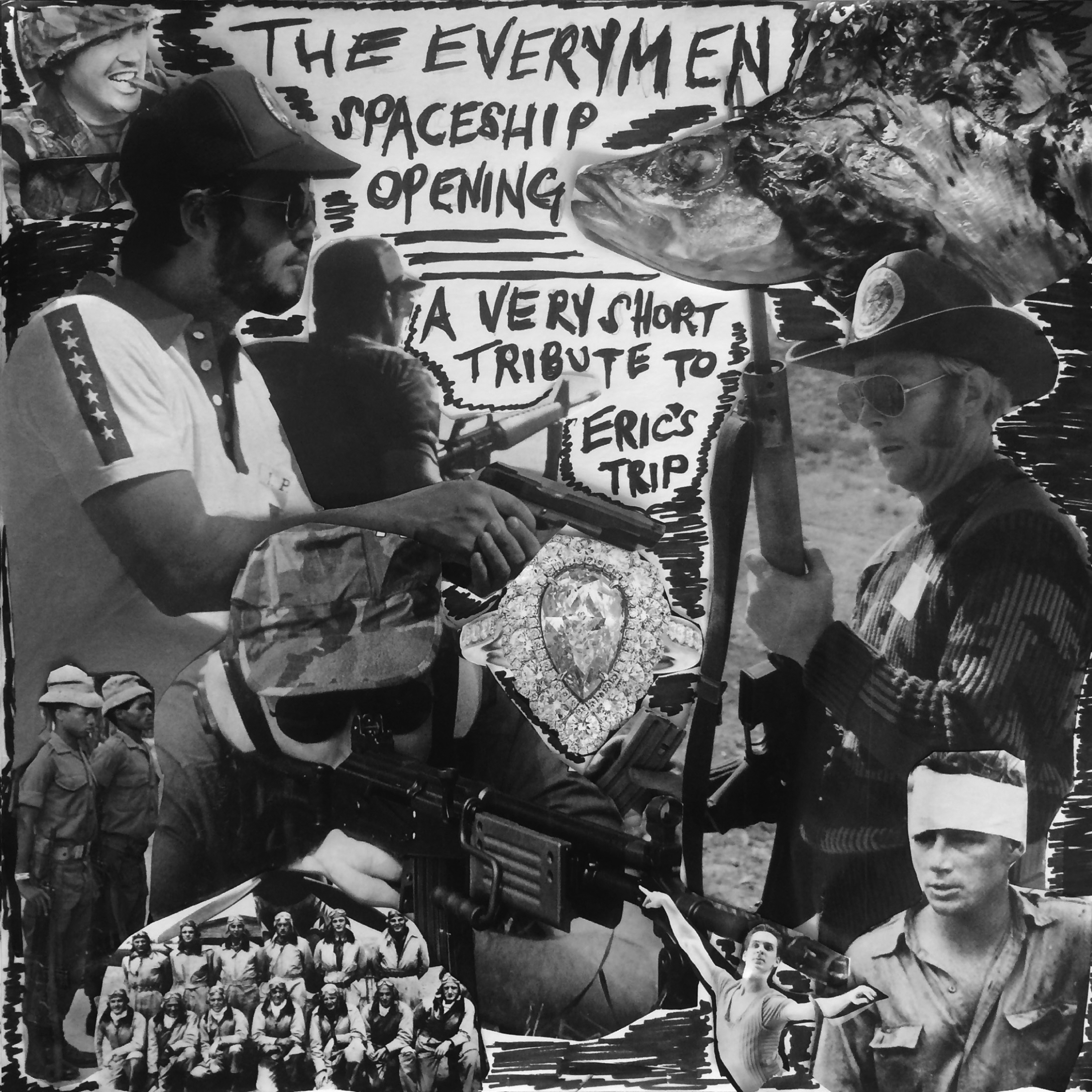 The Everymen - Spaceship Opening: A Very Short Tribute to Eric's Trip