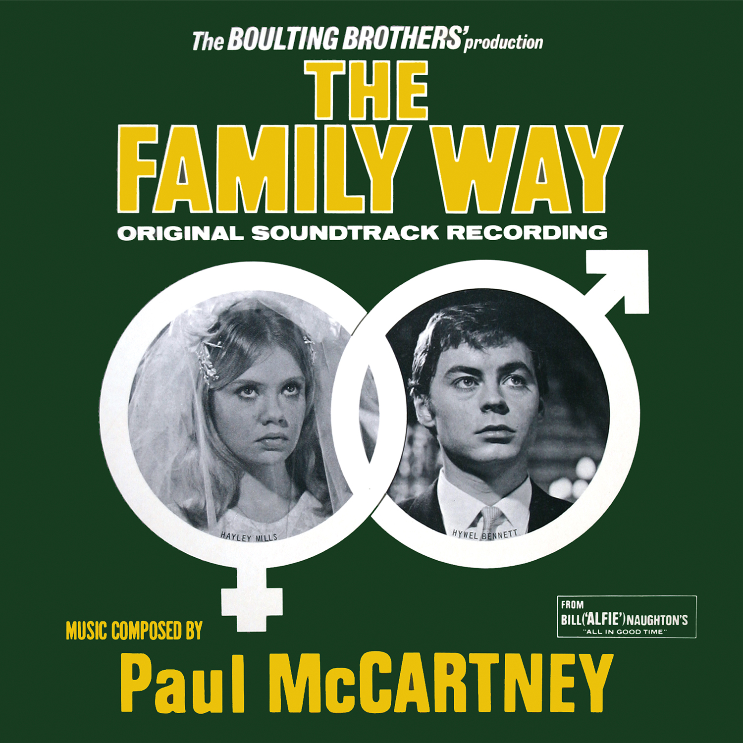 paul mccartney the family way lp record store day