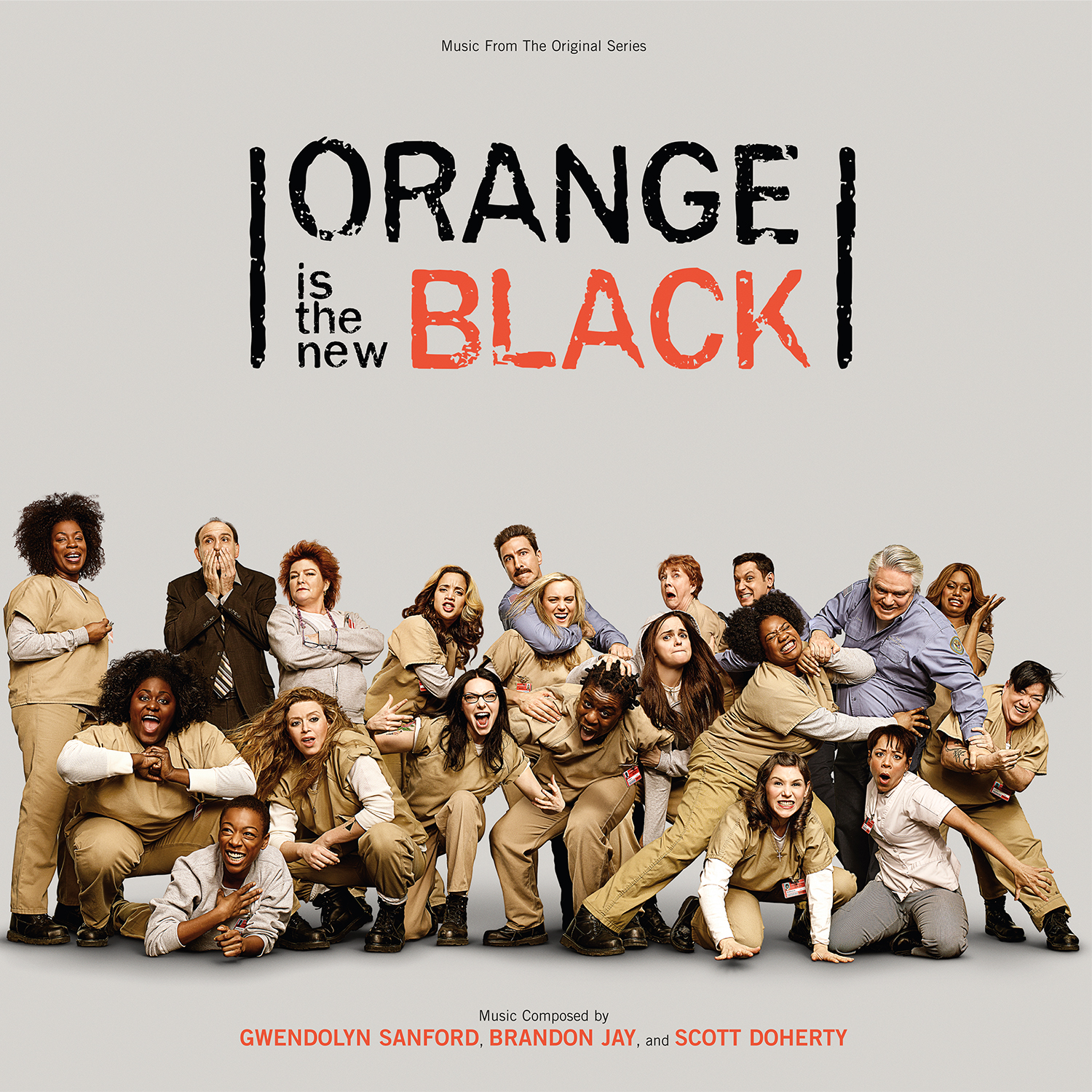 Various Artists - Orange is the New Black: Original Television Soundtrack