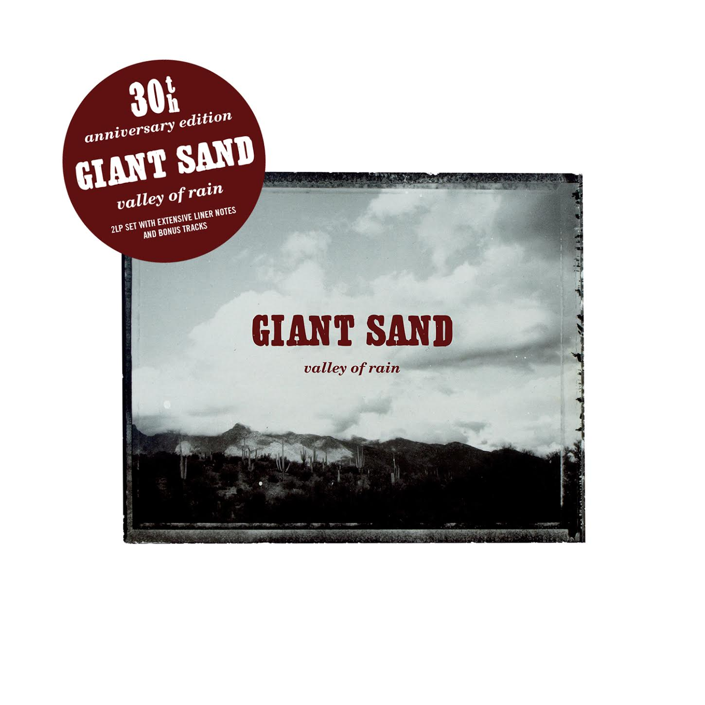 Giant Sand - Valley of Rain (30th Anniversary Edition)