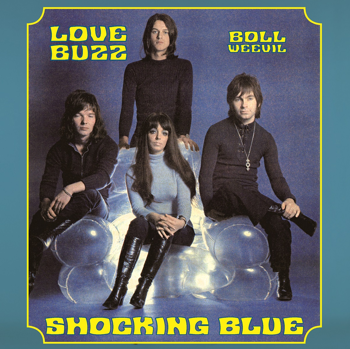 Shocking Blue - Love Buzz/Boll Weevil