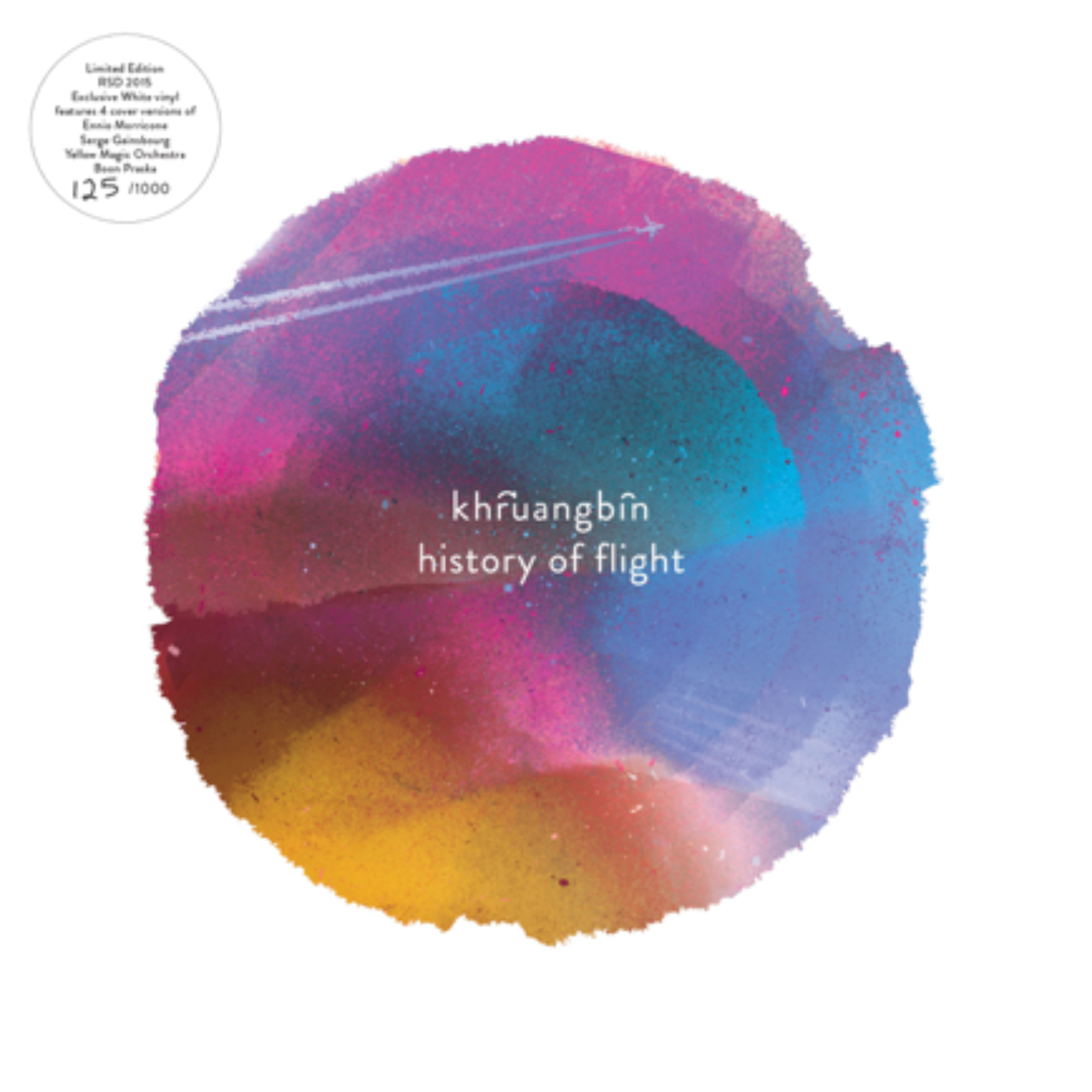 Khruangbin - History of Flight EP
