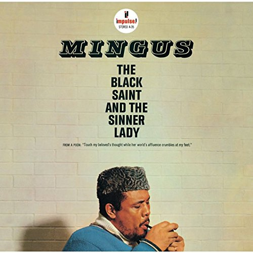 Charles Mingus - Black Saint & The Sinner Lady (Ita)