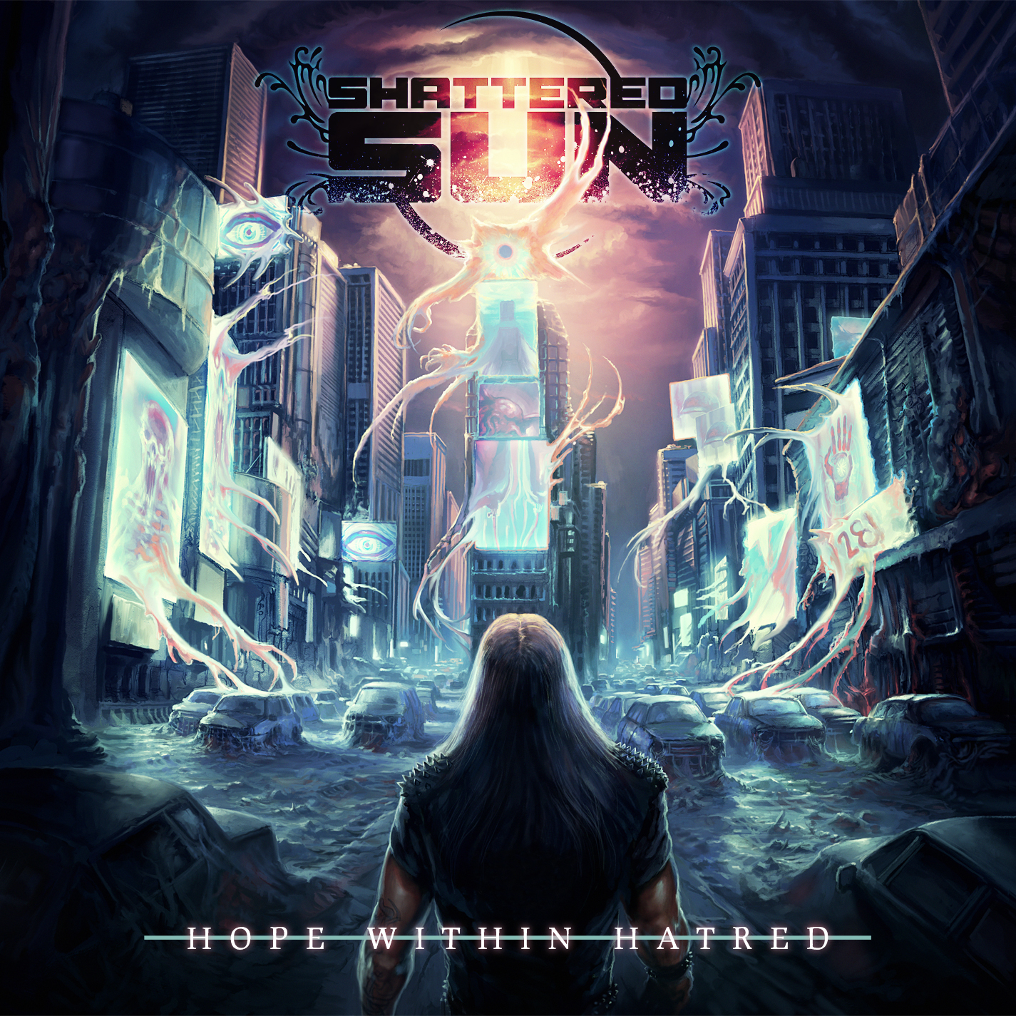 Shattered Sun - Hope Within Hatred