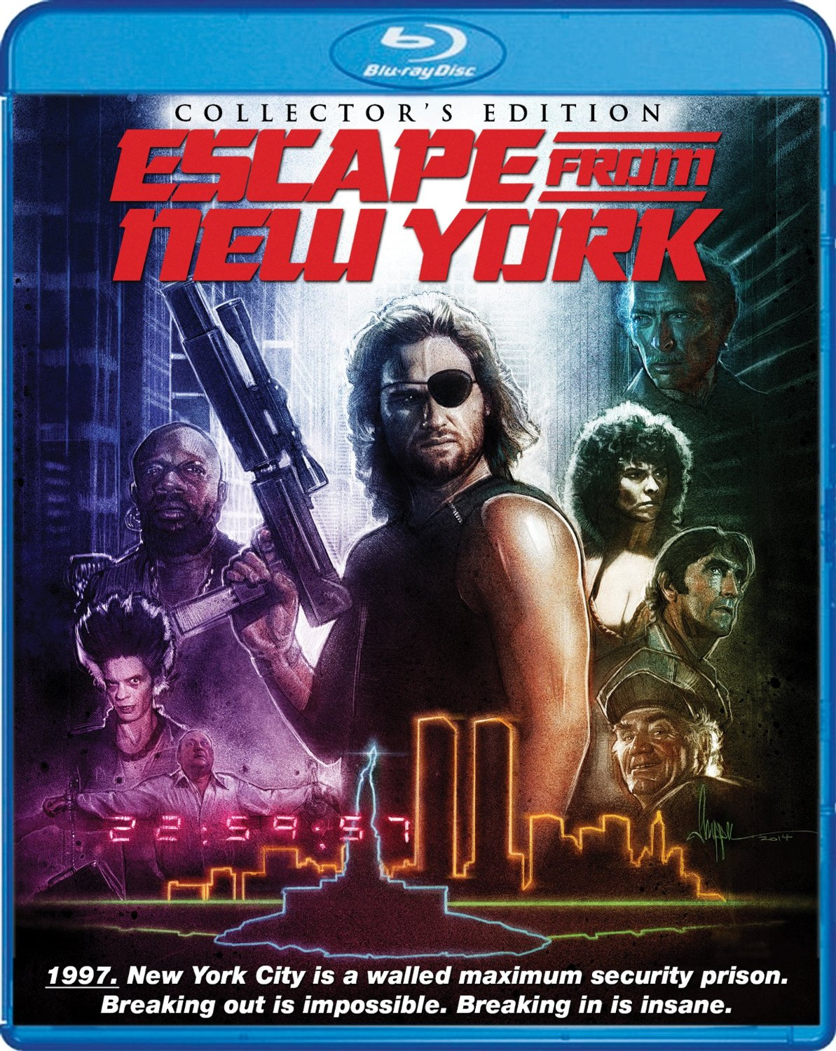 Escape From New York [Movie] - Escape From New York (Collector's Edition)