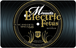 Gift Card - $30.00 Electric Fetus Gift Card