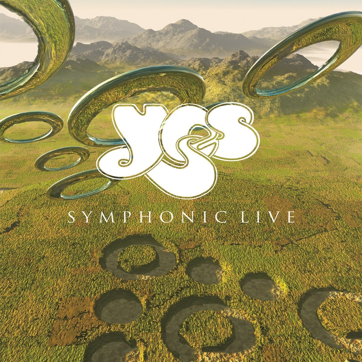 Yes - Symphonic Live (W/Cd) [Limited Edition]