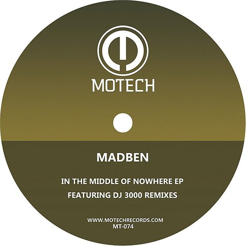 Madben - In The Middle Of Nowhere EP