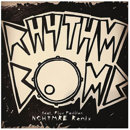 The Prodigy - Rhythm Bomb (Feat. Flux Pavilion) [Nghtmre Remix] - Single
