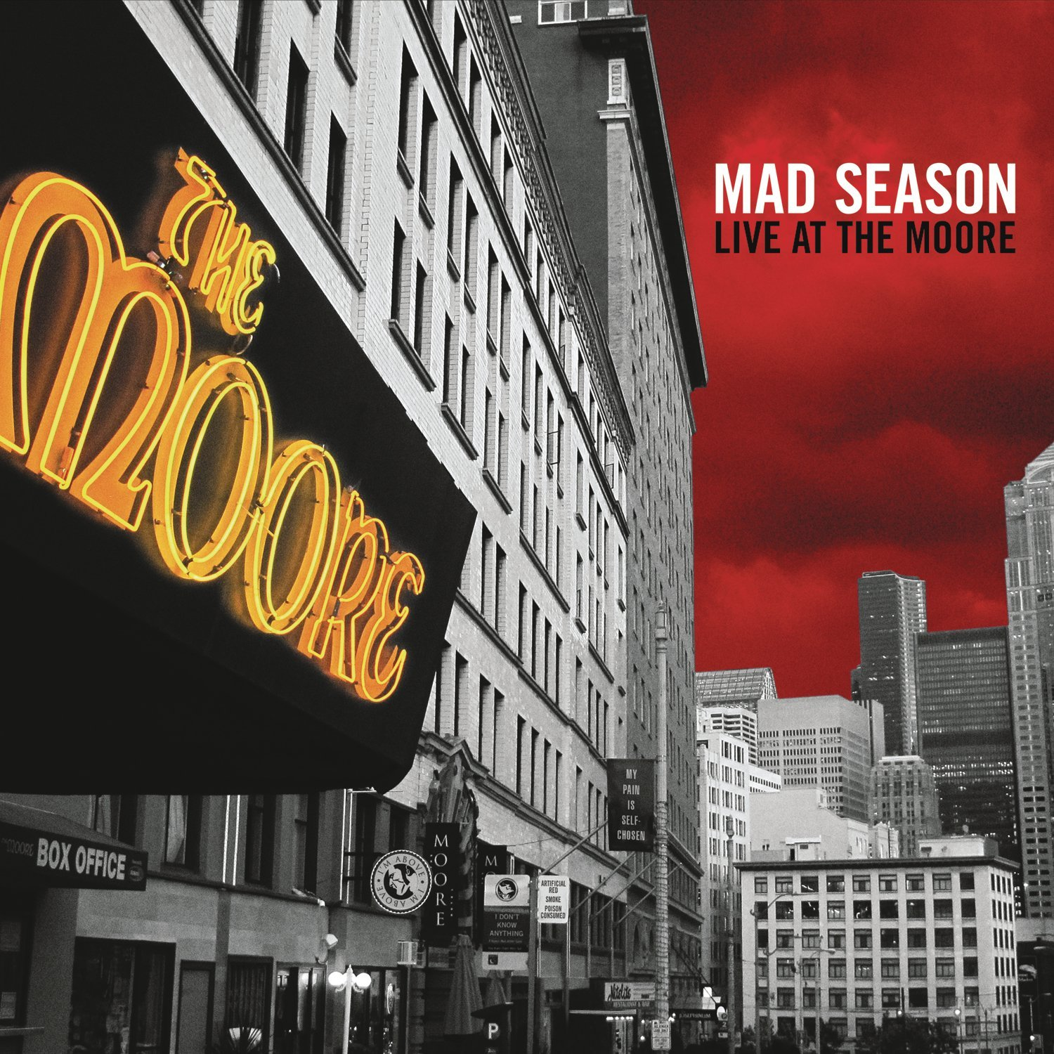 Mad Season - Live At The Moore [Vinyl]