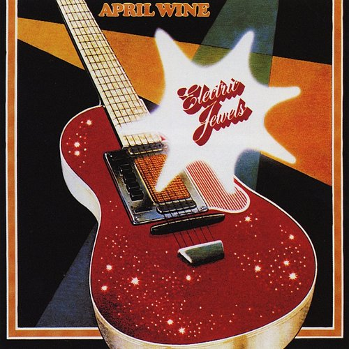 April Wine - Electric Jewels (Red Arborite Vinyl) [Colored Vinyl] [Limited Edition]
