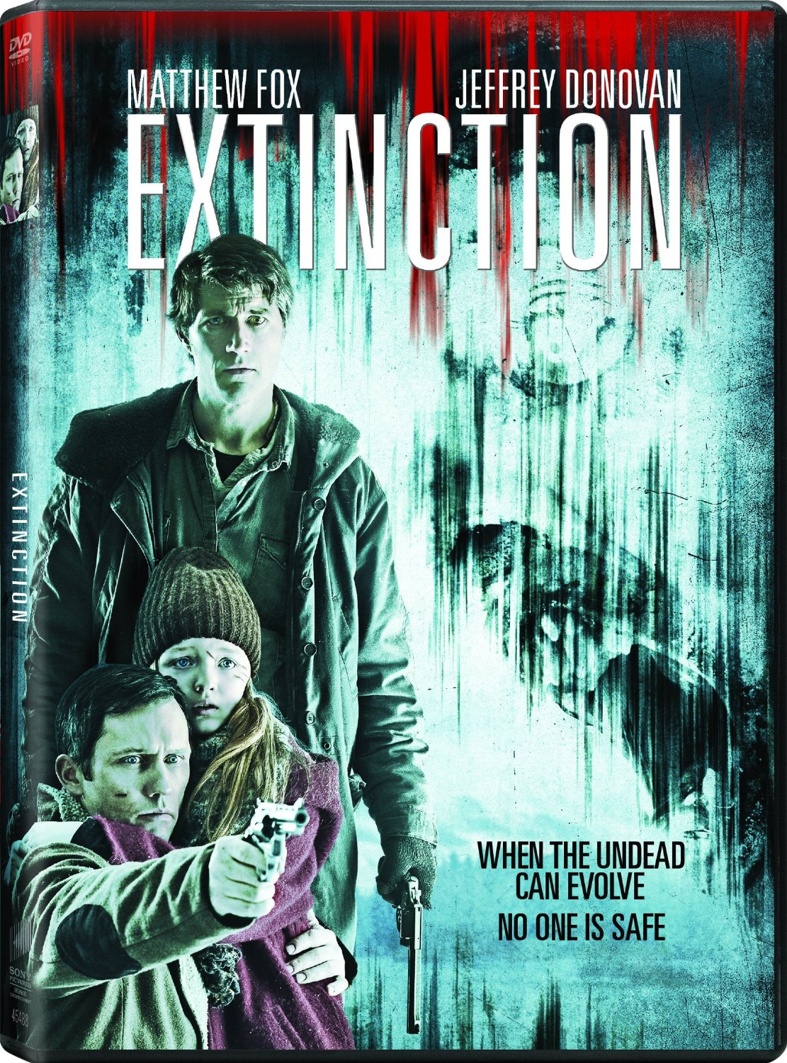 Extinction [Movie] - Extinction