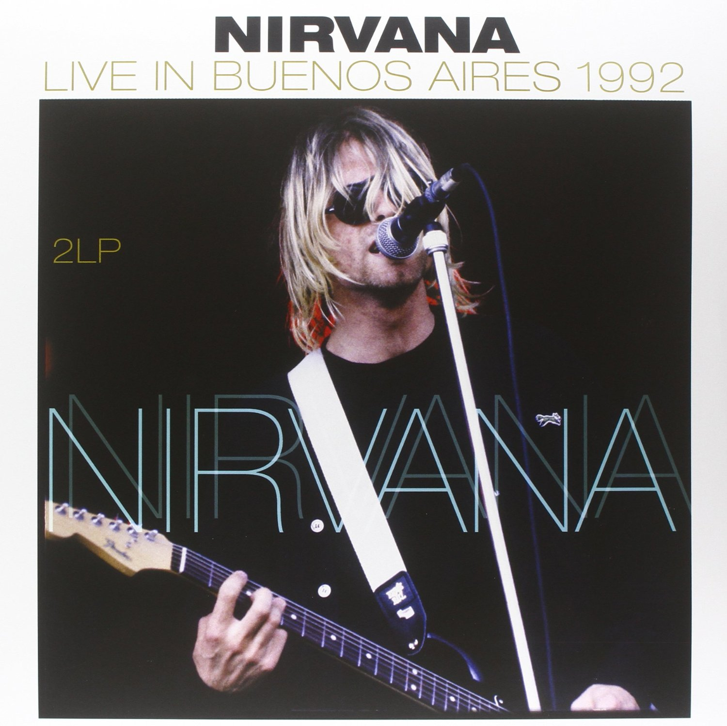 Nirvana - Live In Buenos Aires 1992 [Import]