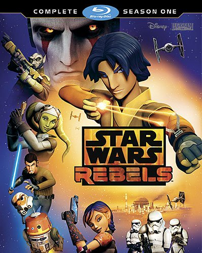 Star Wars Rebels [TV Series] - Star Wars Rebels: Complete Season One