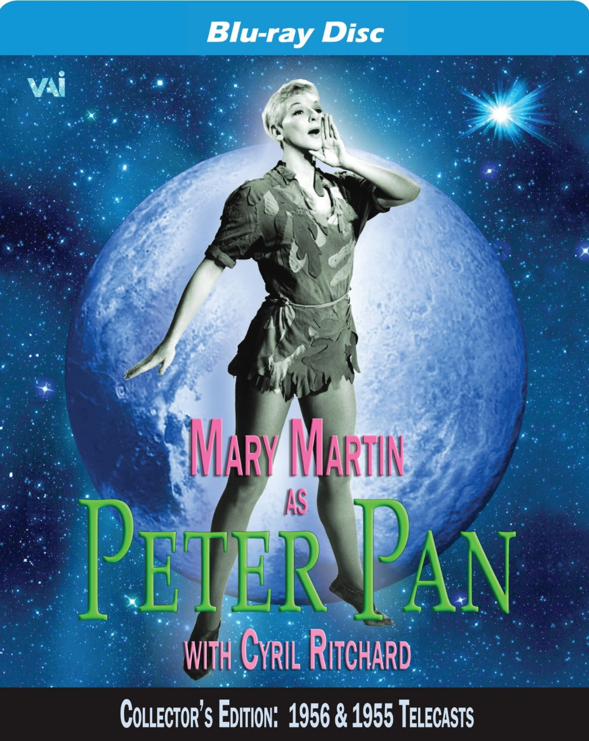 Peter Pan - Peter Pan - Starring Mary Martin