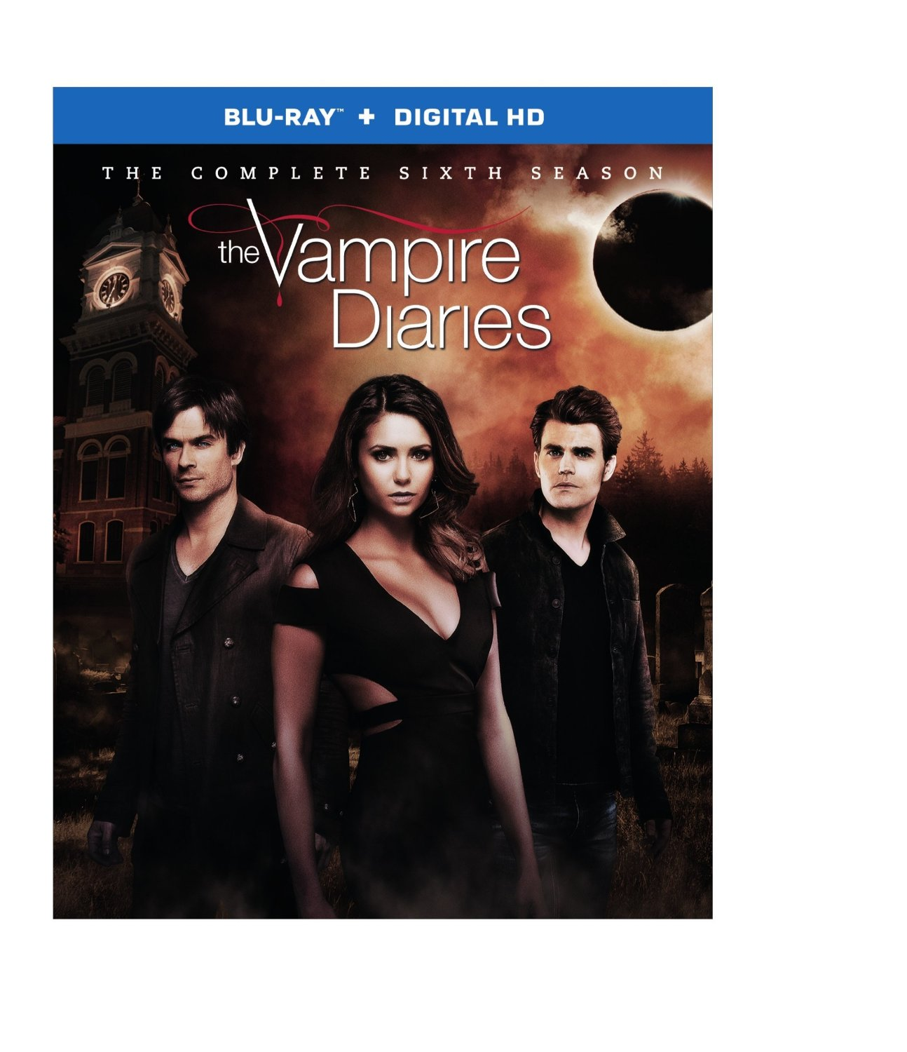 Vampire Diaries [TV Series] - The Vampire Diaries: The Complete Sixth Season