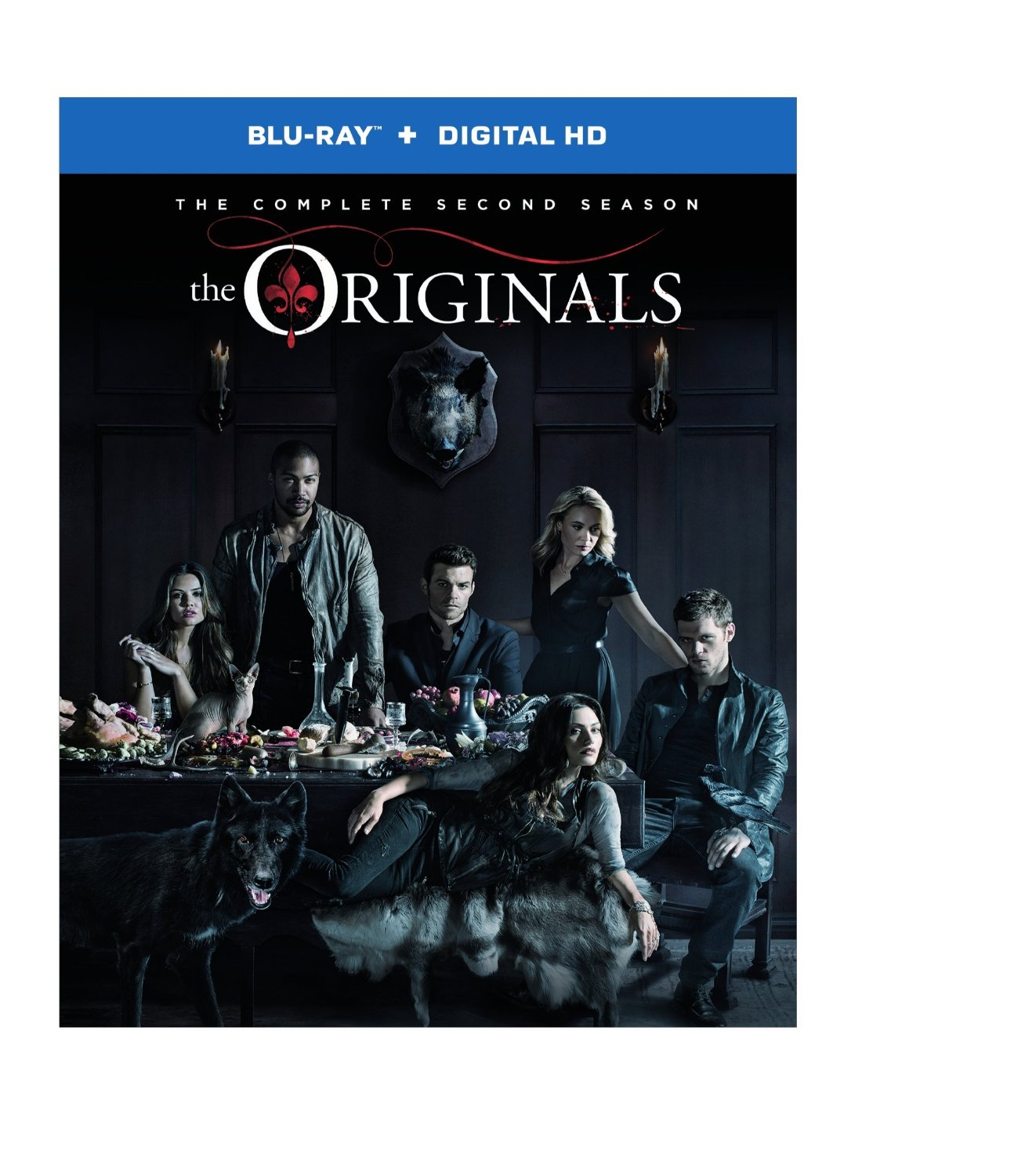 The Originals [TV Series] - The Originals: The Complete Second Season