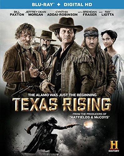 Texas Rising [Movie] - Texas Rising