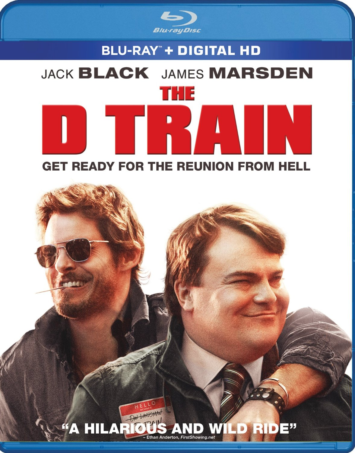 The D Train [Movie] - The D Train