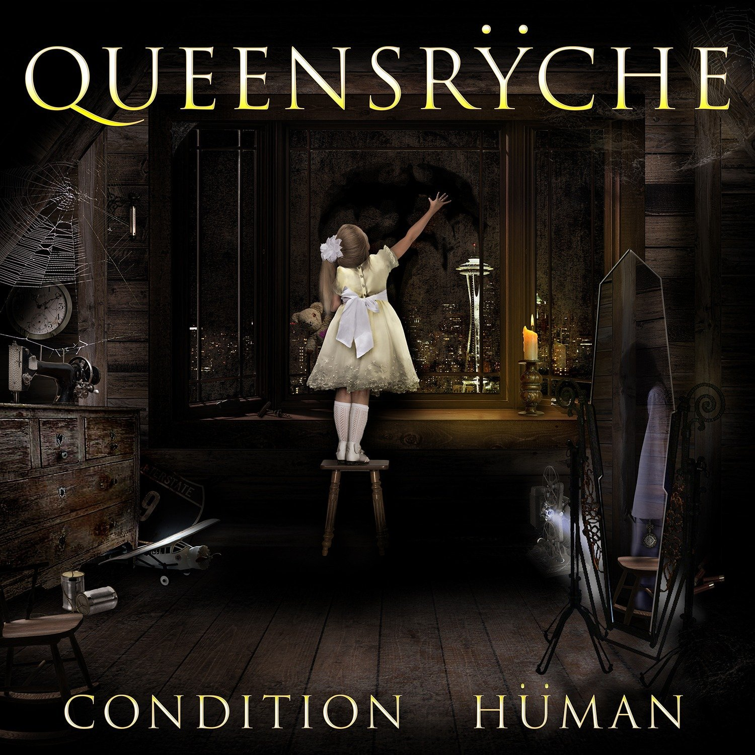 Queensryche - Condition H�man