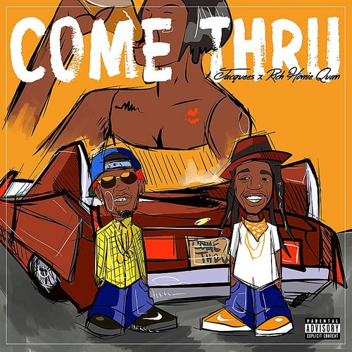 Jacquees - Come Thru - Single