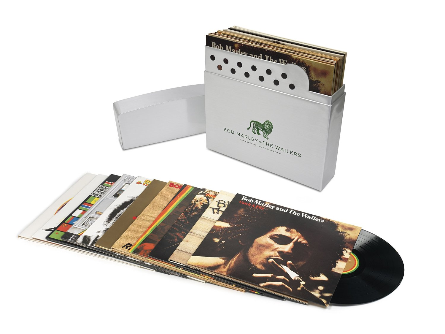 Bob Marley - The Complete Island Recordings [12LP Box Set]
