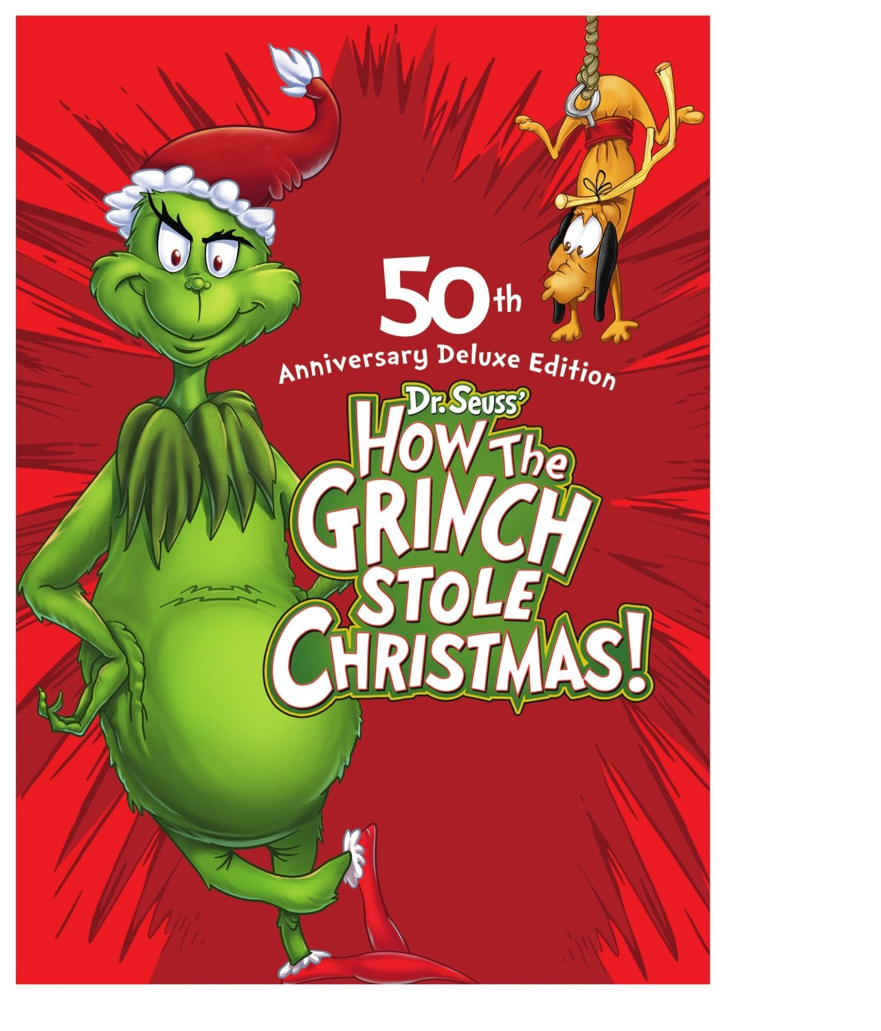 Dr Seuss How The Grinch Stole Christmas.Dr Seuss The Grinch Dr Seuss How The Grinch Stole Christmas Deluxe Edition