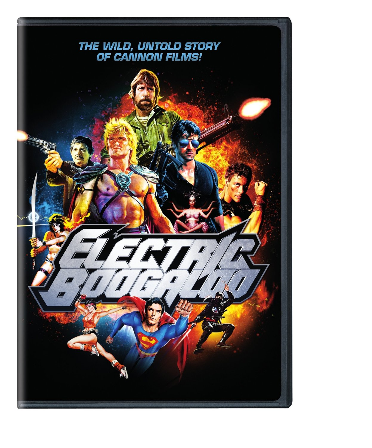 Electric Boogaloo [Movie] - Electric Boogaloo: The Wild, Untold Story of Cannon Films