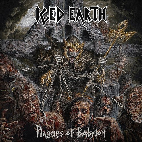 Iced Earth - Plagues Of Babylon (Pict) (Uk)