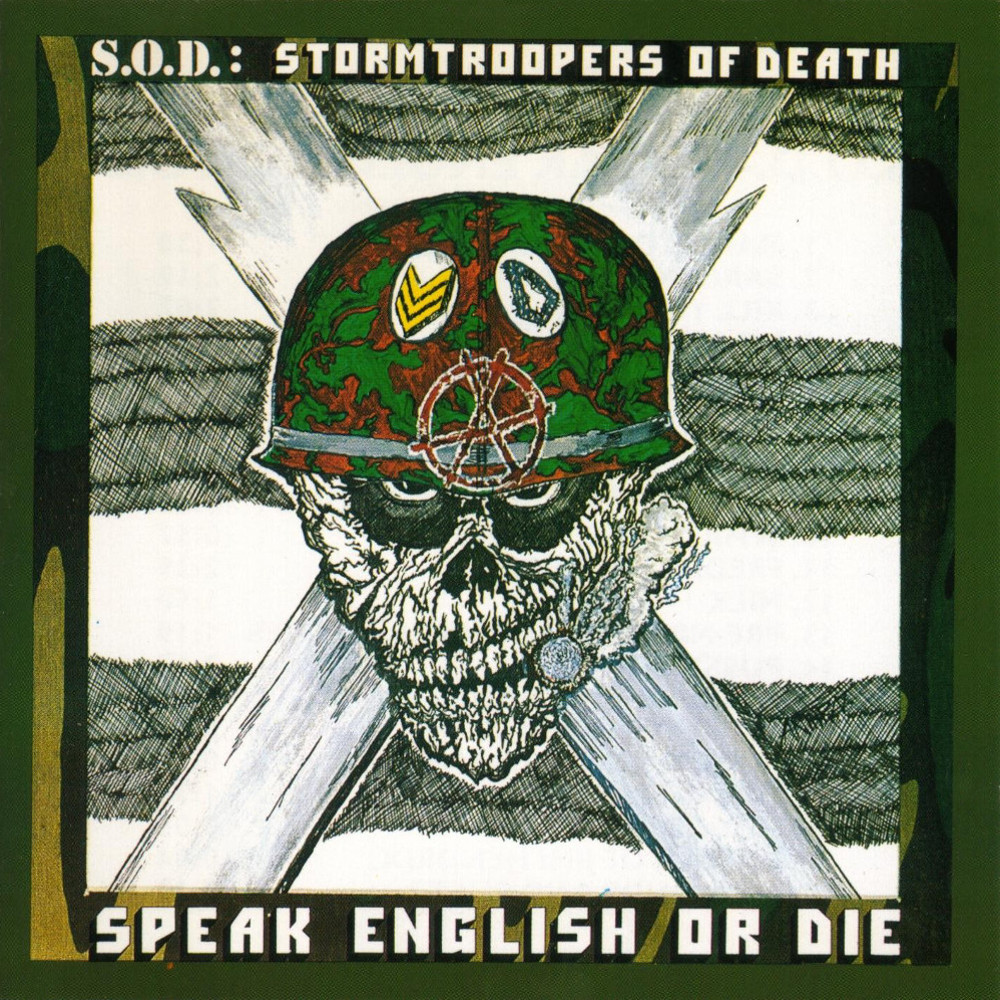 Stormtroopers of Death (S.O.D.) - Speak English Or Die: 30th Anniversary Edition