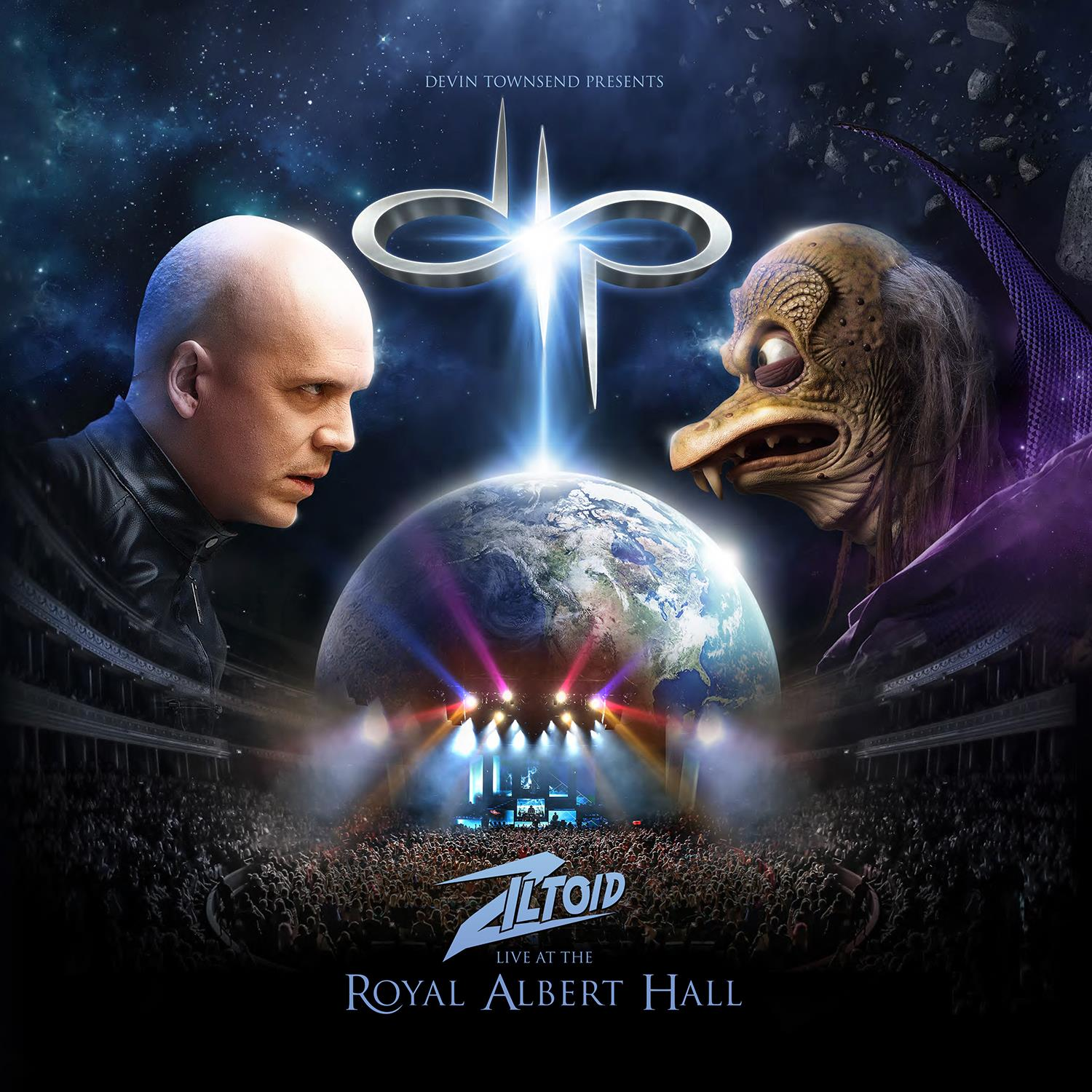Devin Townsend Project - Ziltoid Live At The Royal Albert Hall [w/DVD]