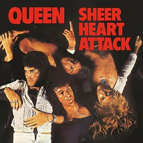 Queen - Sheer Heart Attack [Deluxe] [Remastered] [Reissue] (Shm) (Jpn)