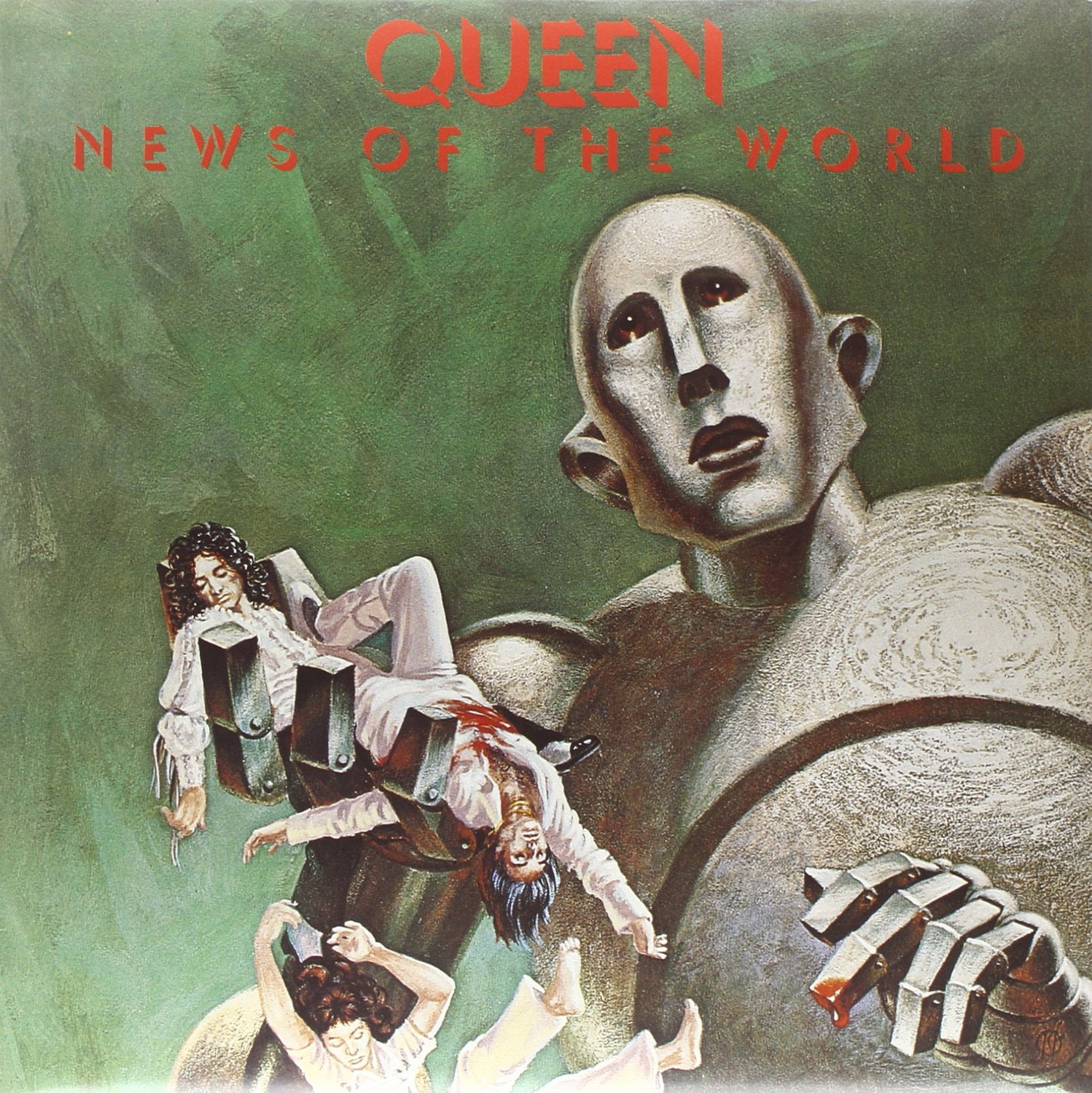 Queen - News Of The World [Deluxe] [Remastered] [Reissue] (Shm) (Jpn)