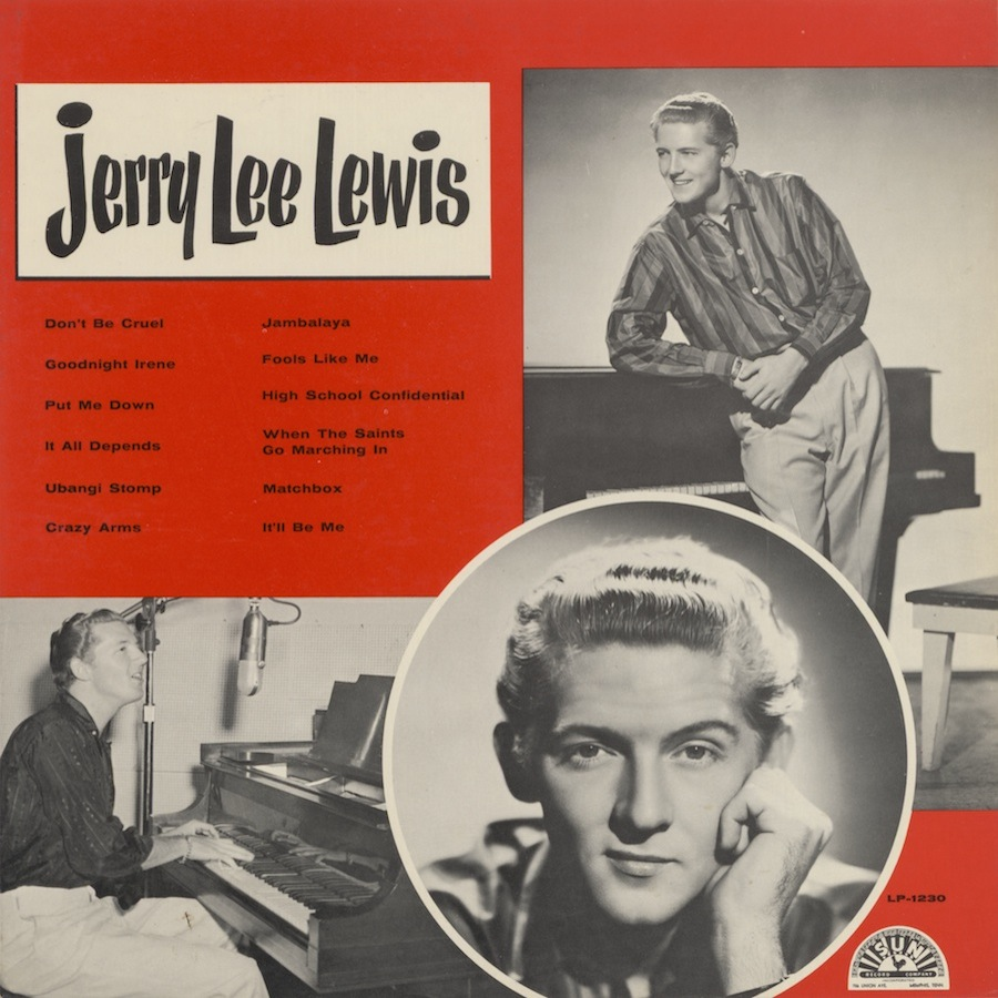 Jerry Lee Lewis - Jerry Lee Lewis [RSD 2015]