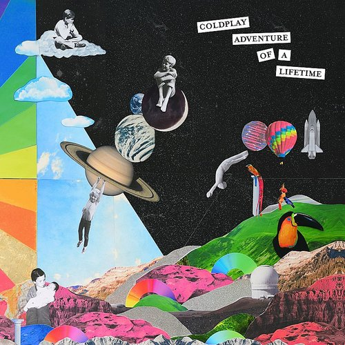 Coldplay - Adventure Of A Lifetime - Single