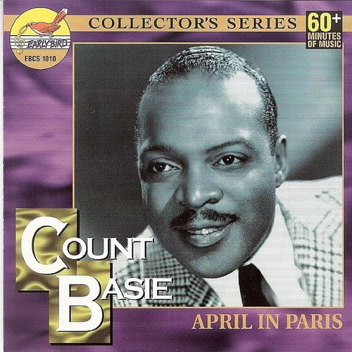 Count Basie - April In Paris [Limited Edition] (Hqcd) (Jpn)