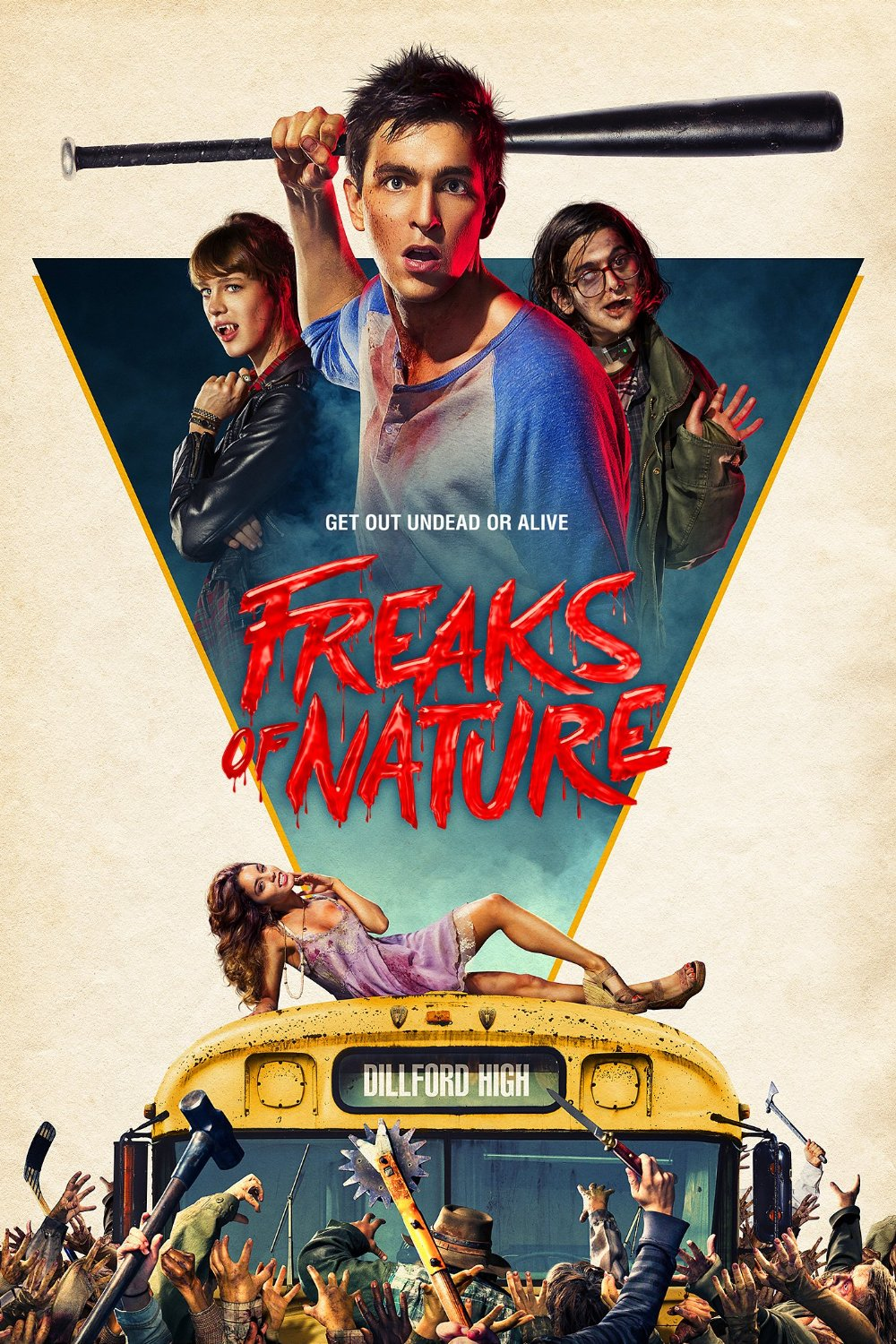 Freaks of Nature [Movie] - Freaks Of Nature
