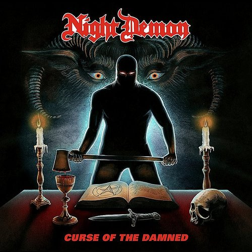 Night Demon - Curse Of The Damned (Arg)
