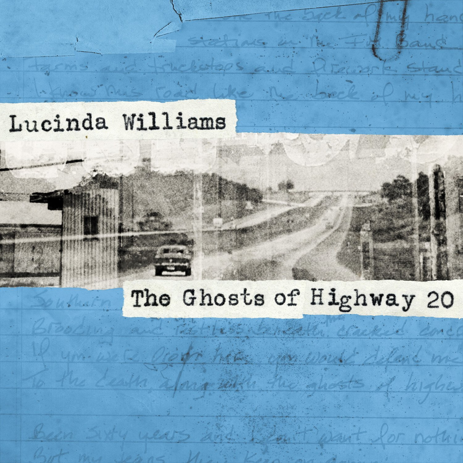 Lucinda Williams - The Ghosts Of Highway 20 [Indie Exclusive Price]