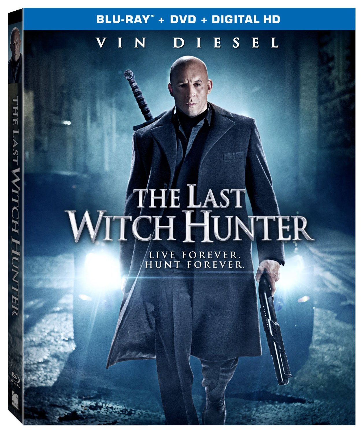 The Last Witch Hunter [Movie] - The Last Witch Hunter