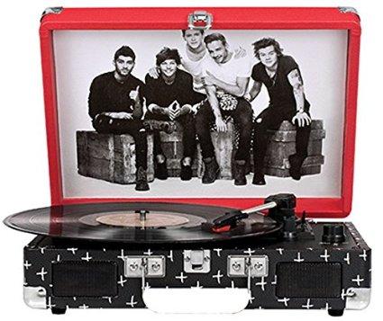 Crosley Cruiser Red One Direction