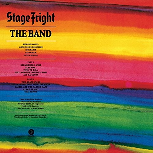 The Band - Stage Fright [LP]