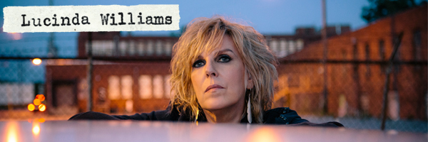 LUCINDA WILLIAMS - The Ghosts Of Highway 20 [Indie Exclusive Lower Price]