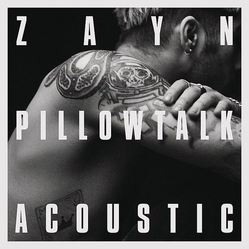 Zayn - Pillowtalk (The Living Room Session) - Single