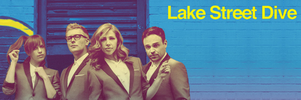 LAKE STREET DIVE - Side Pony