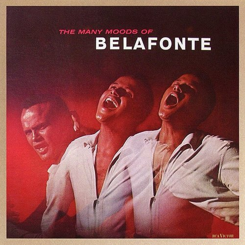 Harry Belafonte - Many Moods Of Belafonte