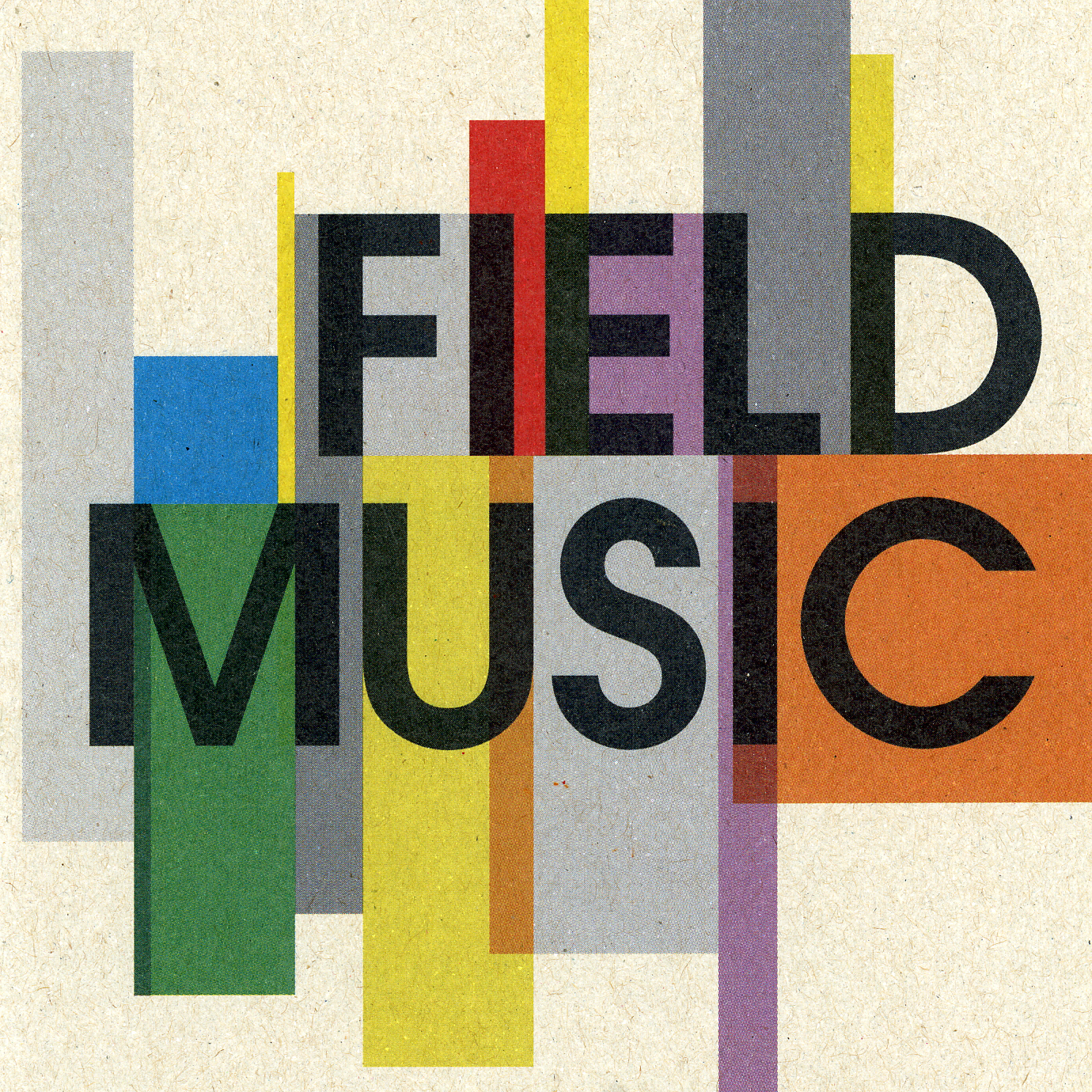 Field Music - Field Music (Measure) (Colv) (Ogv) (Red) (Ylw)